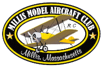 Millis Model Aircraft Club logo